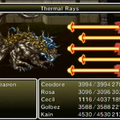 Thermal Rays (Wii).