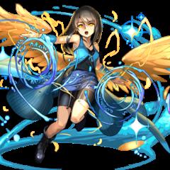 No.2036 Sorceress's Successor, Rinoa.