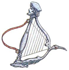 Loki Harp FFIII Art