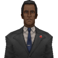 Shinra Employee (male) <i>Crisis Core -Final Fantasy VII-</i>.