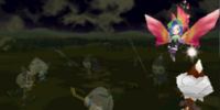 Dark Magic (The 4 Heroes of Light)