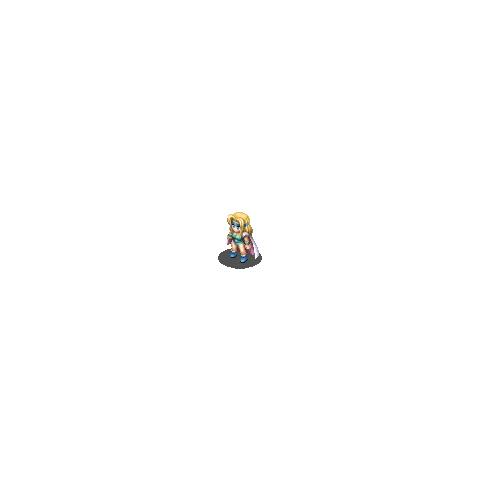 Celes's Rune Knight sprite in <i><a href=