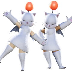 The Moogle Attire in <i><a href=