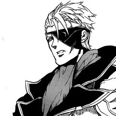 Qator in the <i>Type-0</i> manga.