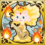 FFAB Mana's Paean - Princess Sarah Legend SR+