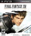 XIV PS3 NA Cover