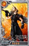 FF7 Cloud Strife SR F Artniks