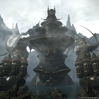 In-game screenshot of Alexander.