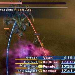 Battling Adrammelech.