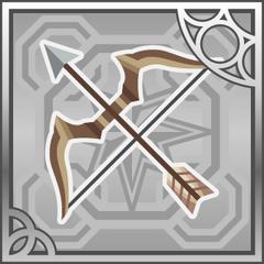 Hunter's Longbow (R).