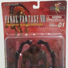 Ifrit <i>Final Fantasy VIII</i> action figure.