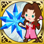 FFAB Ice2 - Aerith Legend SR
