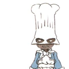 Chef artwork.