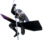 Dissidia Hell's Gate Render