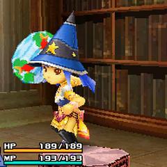Blue Magic Hat.