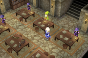 Baron town training classroom ios