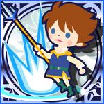 FFAB Jump - Bartz Legend SSR