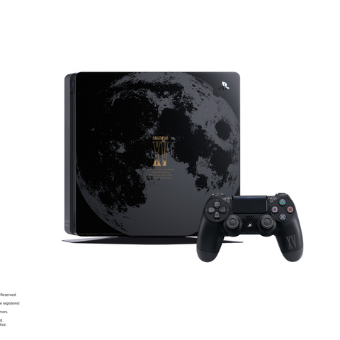 Special edition PlayStation 4 for <i>Final Fantasy XV</i>.