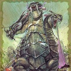 Hydra artwork