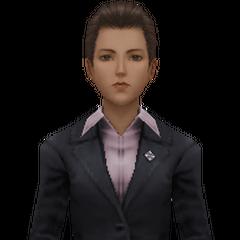 Female executive (<i>Crisis Core</i>).