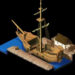 Port of Warjilis.