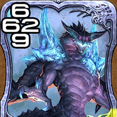 Bahamut from <i>Final Fantasy Explorers</i>.