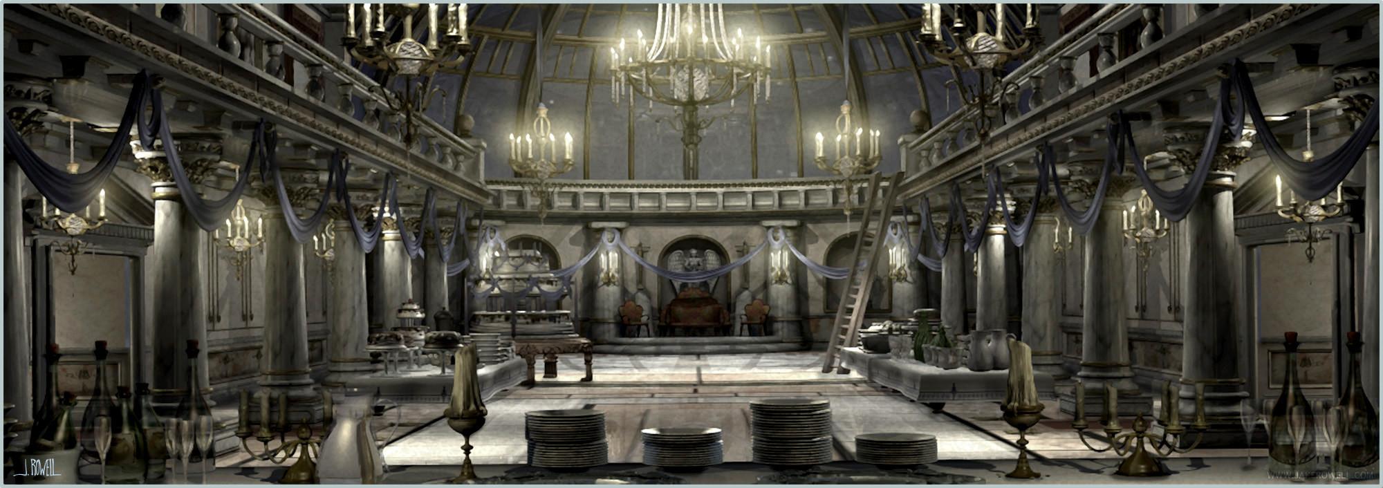 image alexandriacastlebanquetroomjpg final fantasy