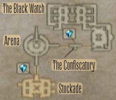 FF12 Map - Nalbina Dungeons