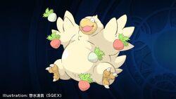 FFLTNS Fat Chocobo Artwork