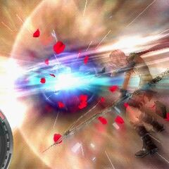 Razor Gale EX Burst in <i><a href=