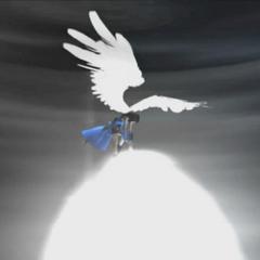 Rinoa casts Ultima in <i>Dead Fantasy</i>.