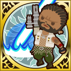 <i>Final Fantasy Airborne Brigade</i> (SR+ Legend).