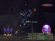FFX-2 Flurry Shield