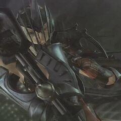 A female Dragoon in <i><a href=