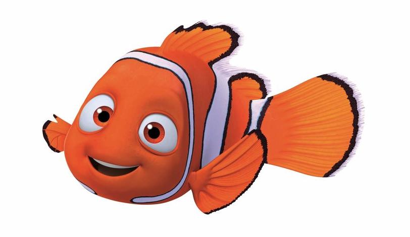Flor de tinta azul.: BookTag: Buscando a Nemo.