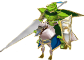 File:FE9 Geoffrey Paladin Sprite.png