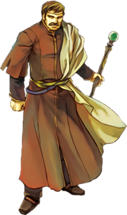 Moulder (FE8 Artwork)