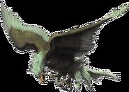 Tibarn Hawk art