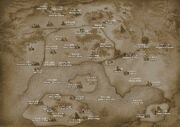 Lieberia Map