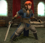 FE13 Myrmidon (Gaius)