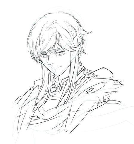 File:Seliph sketch by Rika Suzuki.jpg