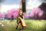 Oboro Holy Lancer