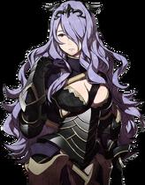 Camilla portrait