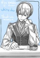 Kozaki White Day Leo