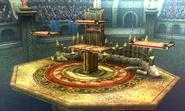 Ssb3d arena