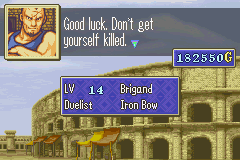 Arena FE6