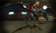 FE13 Wyvern Rider (Female Morgan)