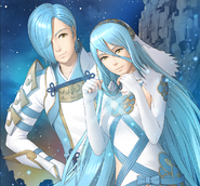 Azura Shigure Support Art