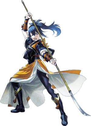 Oboro Official Art