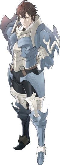 Frederick (FE13 Artwork)